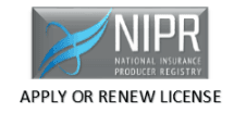 NIPR Apply or Renew